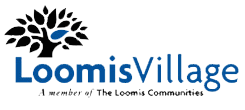 (Transparent) Loomis Village Logo