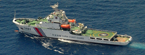 April 7: Conflict in the South China Sea with Michael T. Klare